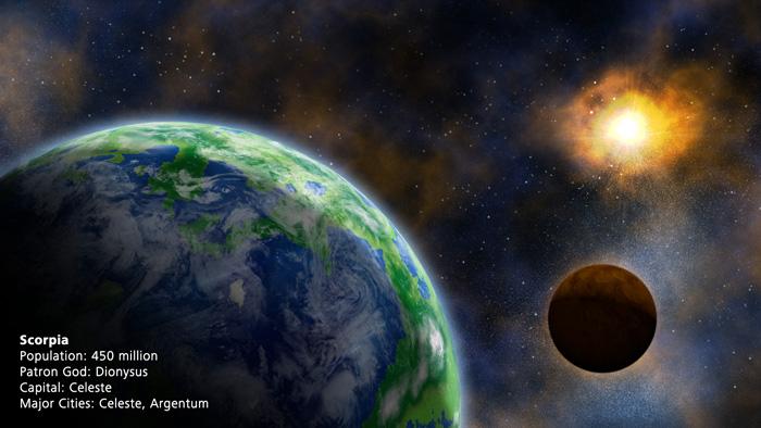Planet Rendering
